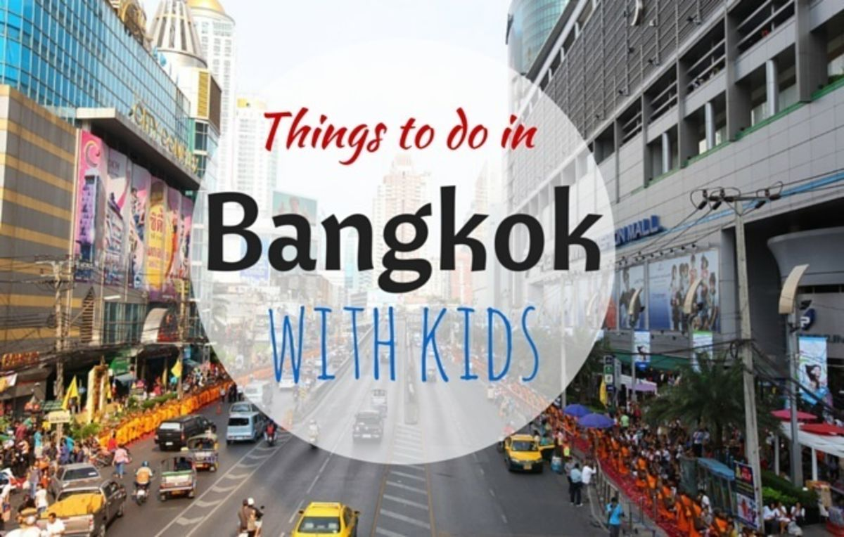 Headline for Kids Activities in Bangkok – Mind Blowing Adventures for the Little Ones