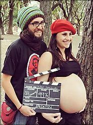 Swoonbeam Photography Shared Creative Clicks Of Super Cute Baby Bump