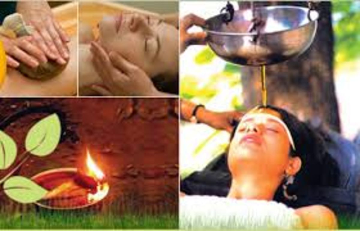 Headline for Ayurveda Therapies offered in Sri Lanka