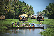 Kerala Houseboat Tour with Nomaday Travel