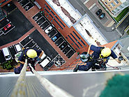 Never underestimate the risks of working at height