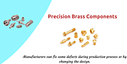 How to fix porosity defects of component by precision brass manufacturers