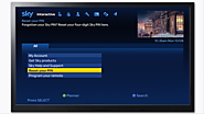 How To Retrieve My Sky Tv Pin? - Sky UK