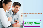 Same Day Installment Loans– Quick Desires Financial Support Urgent Cash Needs