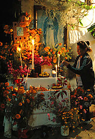 Dia De Los Muertos - DAY OF THE DEAD - AMERICA'S NEWEST HOLIDAY