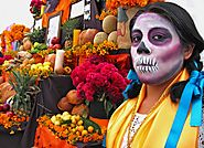 Day of the Dead Holiday - Dia de los Muertos - Mexonline