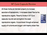 NF Cure Capsule Review: Why This Product Is Men's Favorite?