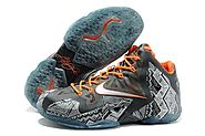 Affordable Fashion Nike Collection Air Max LeBron XI BHM Basketball Shoes Outlet For Men in 99370