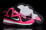 Affordable Fashion Nike Collection James Lebron 9 For Women in 71008