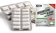 Nicotine Polacrilex Gum | Nicotine Chewing Gum | quitting smoking with nicotine gum