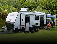 Caravans for Sale at La Vista Caravans