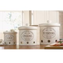 CHEFS Fresh Valley Canister Set