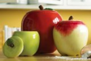 Apple Decor Kitchen Canisters By Collections Etc