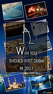 The Major Attractions to See Dubai in 2017 - Dubaiposter