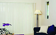 Quality Vertical Blinds at Golden Blinds