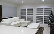 Custom Made Plantation Shutters in Penrith