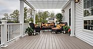 3 Material Options for House Deck Installation