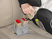 MyBuckleMate Seat Belt Buckle Holder