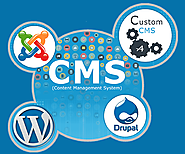 CMS Website Development Services - Get CMS Development Company