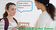 Weekly Payday Loans - Instant Financial Help Without Taking Into Long Procedure