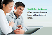 Weekly Payday Loans – A Perfect Financial Solution For Emergency Situation
