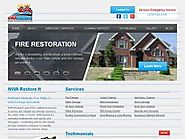 Get restoration services from general contractors