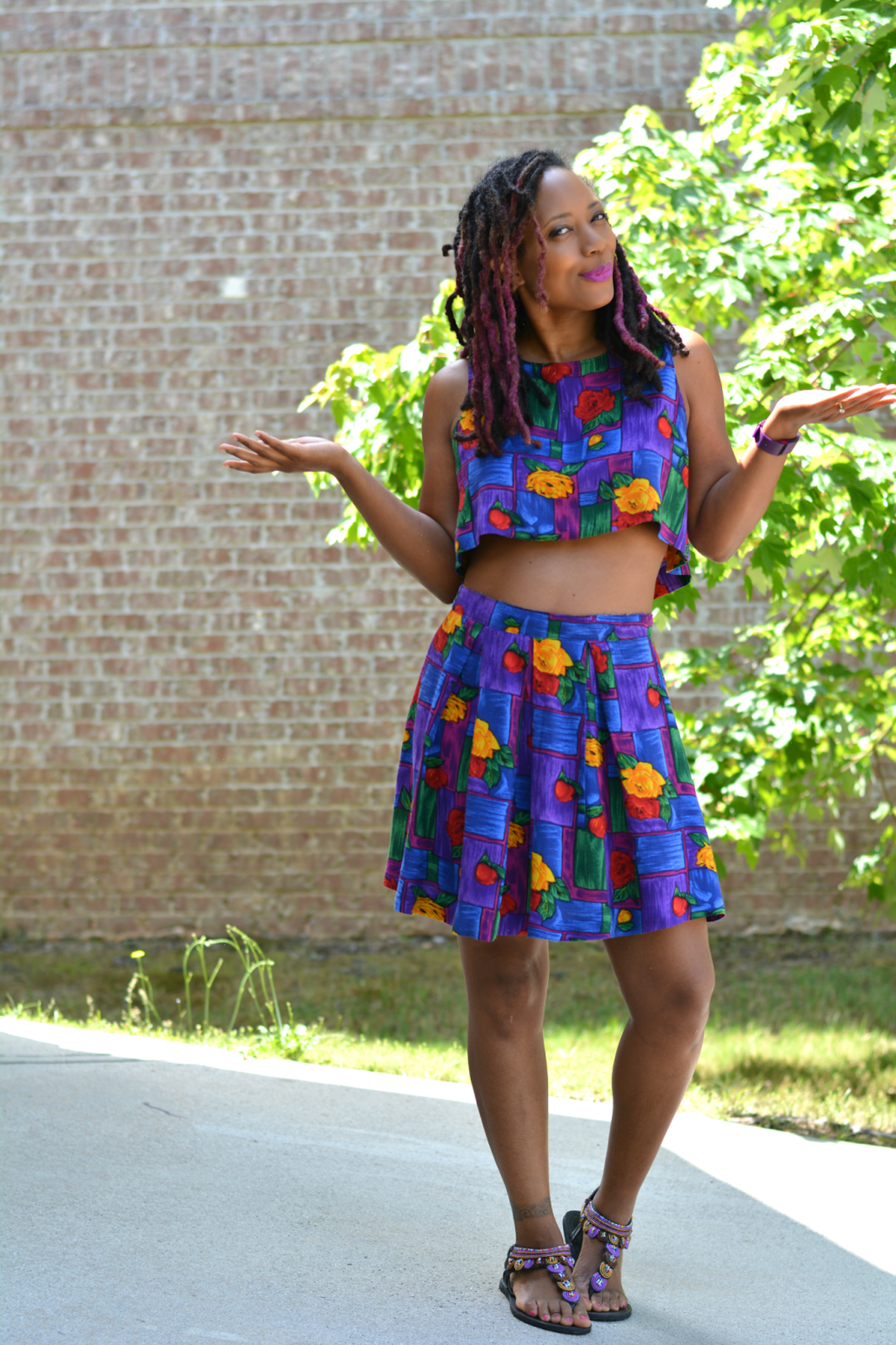 Headline for 10 Cool Girl DIY Fashions for Summer.