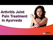 Arthritis Joint Pain Treatment In Ayurveda
