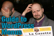 Beginner's Guide to WordPress Menus