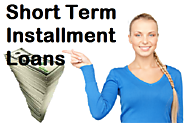 Short Term Installment Loans For Less Costly Same Day Cash