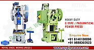 Pneumatic Power Press Manufacturers in India
