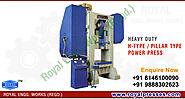 H Frame Power Press India