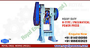 Power Presses Manufacturers in India