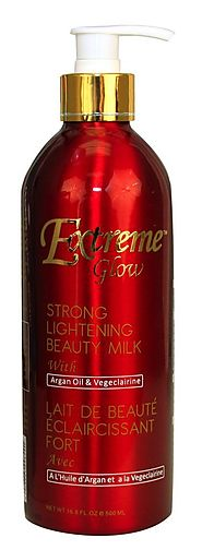 Beauty products online: Extreme face glowing milk