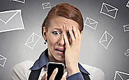 Too much email? 5 Ways To Reduce Email With A Company Intranet
