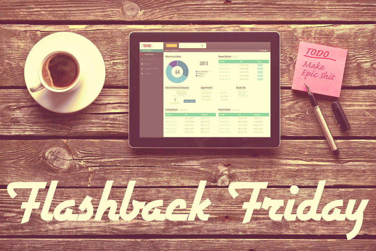 Headline for Flashback Friday: Best Articles in UX, Design & Ecommerce This Week (May 23-27)