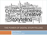 The Power of Digital Storytelling for Nonprofits - Presented by Greg …