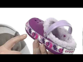 Crocs Kids Crocoband™ Mammoth Hello Kitty® Birds & Bunnies (Toddler/Youth) SKU: #7992080