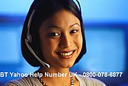 0800-098-8422 – Bt Yahoo Mail Helpline Number