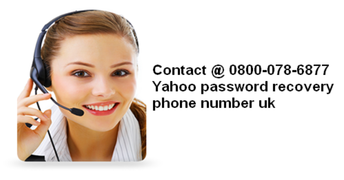 Headline for Find the best passward recover support for Yahoo