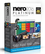 Nero 2016 Platinum Crack Free Download Full Version Plus Serial Key - WeCrack Free Software Downloads