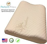 Orthopedic pillows for neck and shoulder pain