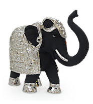 Gift Sites In India Black Elephant 6 Inch