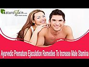 Ayurvedic Premature Ejaculation Remedies To Increase Male Stamina Naturally