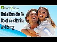 Herbal Remedies To Boost Male Stamina And Energy In A Safe Manner