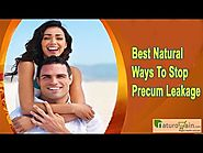 Best Natural Ways To Stop Precum Leakage