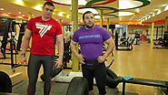 Trec Nutrition Ukraine: Strongman