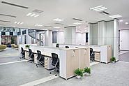 Planning of the Commercial Office Interior fit-out
