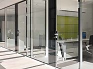 Benefits of Glass office Partitions