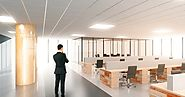 Install Interior Fit-Out for a great Office Design